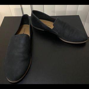 Lucky Brand Charsa2 Leather Lofer Slip-On